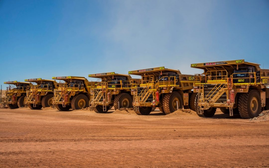 SMS Rental awarded equipment rental contract – Iron Hill Project – Mt Gibson Iron Limited