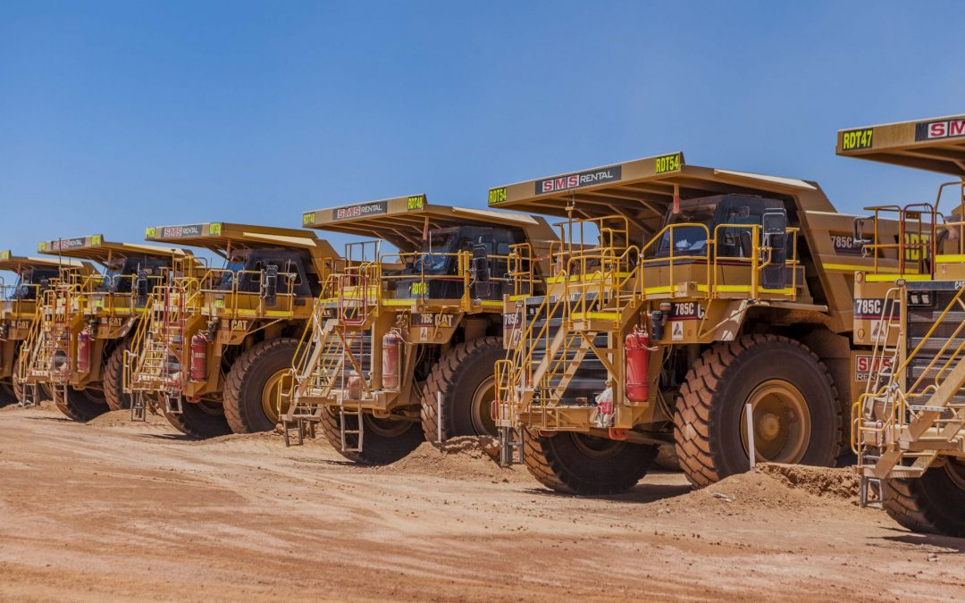 SMS Innovative Mining awarded Racetrack West open out gold mine development contract