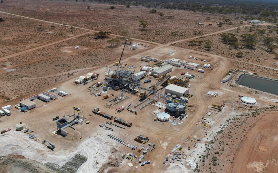 Tawana awards open pit mining services for Bald Hill lithium and tantalum to SMS